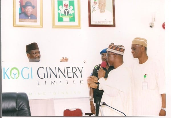 MOU with Kogi State