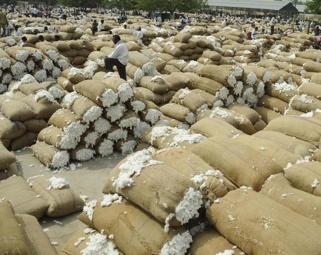Cotton-trade